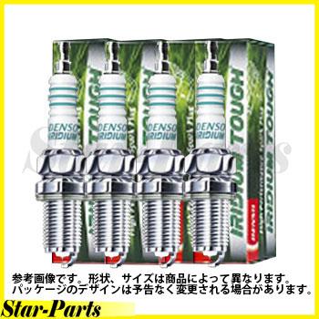 イリジウムタフ プラグ ホンダ ストリーム RN8 RN9 用 VK20G 4本セット | デンソープラグ イリジウムタフプラグ DENSO イリジウムスパークプラグ