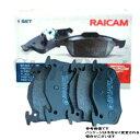 フロントブレーキパッド 3シリーズ E92 WB35 用 RA.0789.1 輸入車用ディスクパッド ライカム RAICAM ビーエムダブリュ…