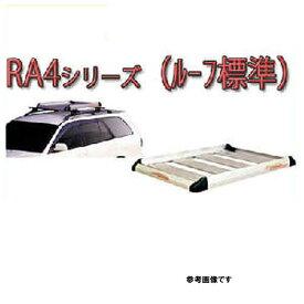 システムキャリア アタッチメント RA4 ルーフ 標準 クルーガーV / ACU20W ACU25W MCU20W MCU25W / 年式 H12.12-H19.06 タフレック TUFREQ トヨタ TOYOTA 精興工業