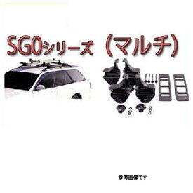 システムキャリア アタッチメント SG0 マルチ 単体積み スプリンターカリブ / AE95G / 年式 S63.02-H07.08 タフレック TUFREQ トヨタ TOYOTA 精興工業