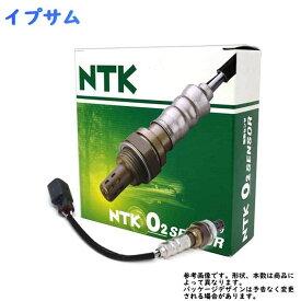 NTK O2センサ トヨタ イプサム EXマニ左側用 OZA670-EE12 NGK 日本特殊陶業 ジルコニア素子 酸素センサ ラムダセンサ 89465-44080 対応 O2センサー オーツーセンサー   車 車用品 カー用品 交換用 整備 自動車 部品 オキシジェンセンサー 修理 排気ガス 空燃比センサー