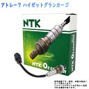 NTK O2センサ ダイハツ アトレー7 ハイゼットグランカーゴ EXマニ用 OZA669-EE24 NGK 日本特殊陶業 ジルコニア素子 酸…