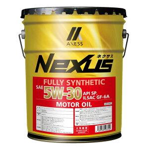 エンジンオイル トヨタ ランドクルーザー70 型式GRJ79K対応エンジンオイル ネクサスSN 5W-30 20リットルペール缶 1缶 | エンジンオイル交換 100%合成油 化学合成油 シンセティック ガソリンエンジ