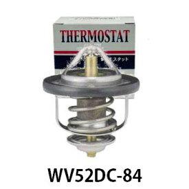 サーモスタット ダイハツ ムーブ 型式L600S L610S エンジンEFGL EFZL EFRL用 多摩興業 WV52DC-84   タマ tama サーモスタッド 車用 90048-33078-000 相当 エンジン冷却水 クーラント 温度調整