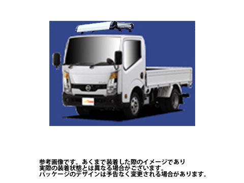 【送料無料】 ルーフキャリア 日産 アトラス10系 型式 F23系 用 | タフレック トラック用ルーフキャリア Kシリーズ KF422A 精興工業 【メーカー直送】