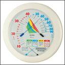 環境管理温・湿度計「熱中症注意」TM-2482気象を通してよりよい生活管理を提案EMPEXの温度・湿度計と気象計シリーズ。(熱中症注意+温度計+湿度計)【宅配便...