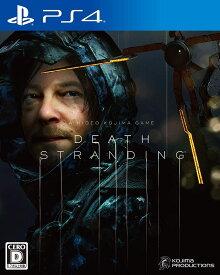 【中古】PS4 DEATH STRANDING(デス・ストランディング)