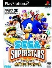 【中古】PS2 セガ スーパースターズ