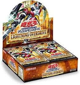 新品カード 遊戯王OCG デュエルモンスターズ LIGHTNING OVERDRIVE(ライトニング・オーバードライブ) BOX