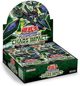 新品カード 遊戯王OCG デュエルモンスターズ CHAOS IMPACT(カオス・インパクト) BOX