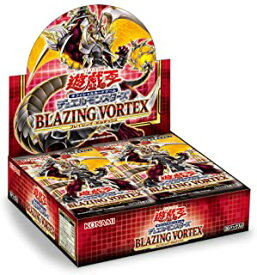 新品カード 遊戯王OCGデュエルモンスターズ BLAZING VORTEX(ブレイジング・ボルテックス) BOX (+1ボーナスパック 同梱)