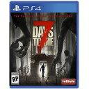 新品PS4 7 Days to Die / セブンデイズ トゥ ダイ 【海外北米版】