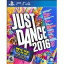新品PS4 Just Dance 2016 / ジャストダンス2016 【海外北米版】