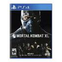 新品PS4 Mortal Kombat XL / モータルコンバットXL 【海外北米版】