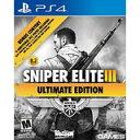 新品PS4 Sniper Elite 3 Ultimate Edition / スナイパーエリート3 アルティメットエディション 【海外北米版】