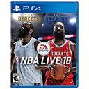 新品PS4 NBA LIVE 18 / エヌビーエーライブ18 【海外北米版】