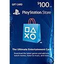 新品PS4/PS3/PSV/PSPパーツ PLAYSTATION Network Card $100 / プレイステーションネットワークカード $100 【海外...