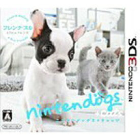 新品3DS nintendogs+cats フレンチ・ブル&Newフレンズ