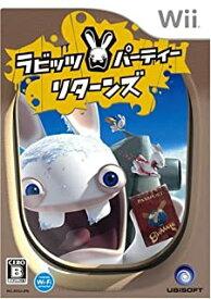 【中古】Wii ラビッツ・パーティー リターンズ