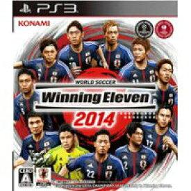 新品PS3 ワールドサッカー ウイニングイレブン 2014