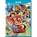 【中古】Wii U ワンピース アンリミテッドワールドR
