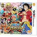 新品3DS ワンピース 超グランドバトル! X