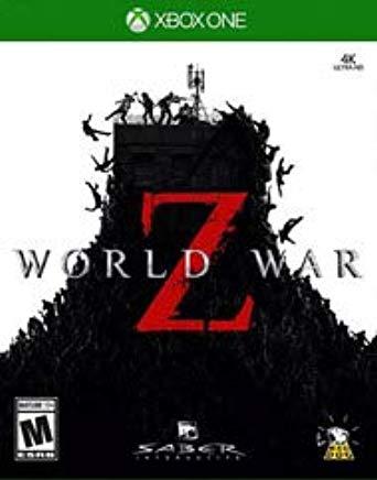 新品XBOXONE World War Z / ワールドウォーZ 【海外北米版】