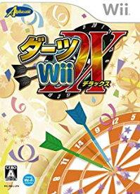 【中古】Wii ダーツWii DX