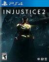 【中古】PS4 Injustice 2 / インジャスティス2 【海外北米版】