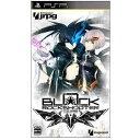 【中古】PSP ブラック★ロックシューター THE GAME
