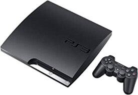 【中古】PS3本体 プレイステーション3 チャコール・ブラック 160GB (CECH-2500A) ※本体、コントローラ、USBケーブル、電源ケーブルのみ