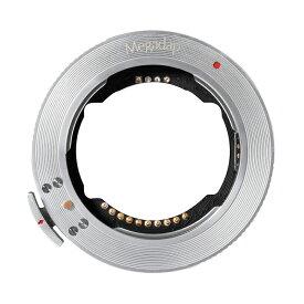 Megadap ETZ11(ソニーEマウントレンズ → ニコンZマウント変換)電子マウントアダプター