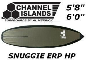 CHANNEL ISLANDS SNUGGIE ERP HP チャンネルアイランド ショートボード フリースケース ソフトケース ニットケース AL MERRICK アル・メリック
