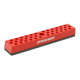 マグネットビットホルダー レッド STRAIGHT/19-487 (STRAIGHT/ストレート)