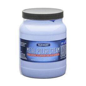 ブルーマジック(BLUEMAGIC) メタルポリッシュクリーム 2kg BM2000 STRAIGHT/36-0200 (STRAIGHT/ストレート)