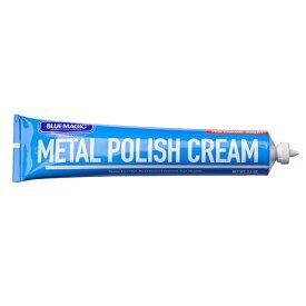 ブルーマジック(BLUEMAGIC) メタルポリッシュクリーム 100g BM100 STRAIGHT/36-1000 (STRAIGHT/ストレート)