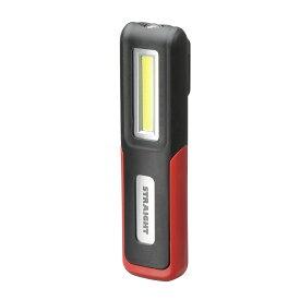 充電式 LEDライトCOBタイプ STRAIGHT/38-857 (STRAIGHT/ストレート)