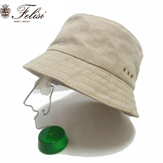 ■Felisi フェリージ★ハット(帽子) アイボリー 57★新品!入荷♪■【YDKG-tk】