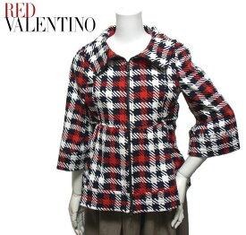 R.E.D VALENTINO レッド ヴァレンチノ 七分袖 スプリングコート(ジャケット) 40サイズ 【新品】【YDKG-tk】