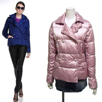 ■40 EMILIO PUCCI Putsch ★ down jacket pink ★ new articles! SALE♪■