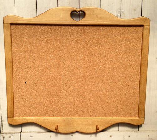 【コルクボード】カントリー雑貨・カントリー家具・ナチュラルアメリカン・フレンチ・手作りコルク・壁掛け