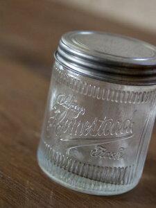 【 スモールジャー 】SMALL JAR・ビン・瓶ガラス・HOMESTED・小物入れかわいい・可愛い・プレゼントレトロ・駄菓子ビン