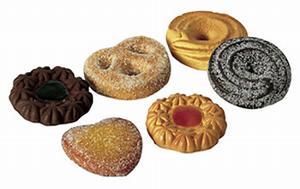 【イミテーション クッキー 】ディスプレイ・ナチュラル香り・造花・イミテーション