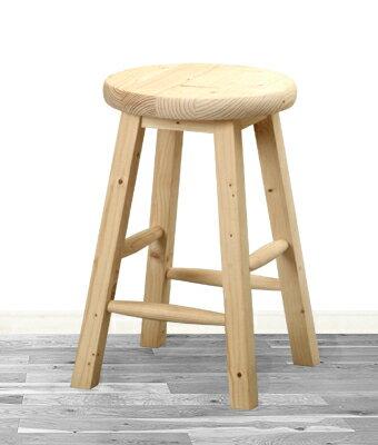 【ナチュラルスツール 45】 カントリー雑貨・カントリー家具アメリカン・フレンチ・手作りかわいい・可愛い・踏み台いす・椅子・子供の椅子ステップ・ナチュラル
