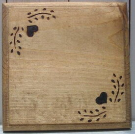 【なべしき】 カントリー木工・カントリー雑貨カントリー家具・ナチュラル・アメリカンフレンチ・手作り・トリベットかわいい・可愛い・鍋・プレゼント引き出物