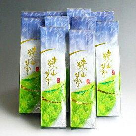 業務用茶「亀麿」 一番茶を使用。狭山茶のブランド品種「さやまかおり」と「やぶきた」をブレンド。