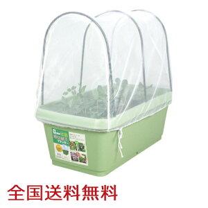 【全国】支柱・防虫ネットセット 720用 家庭菜園 野菜栽培 虫よけ ガーデニング
