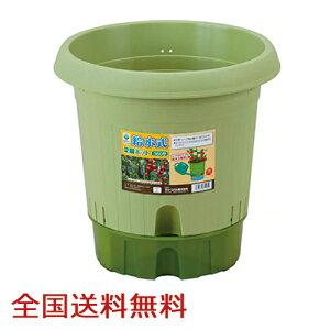 【全国】給水式菜園ポット360型 家庭菜園 菜園コンテナ 植木鉢 深型ポット 野菜栽培