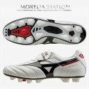 モレリア 2 サッカー スパイク ミズノ ホワイト 白MORELIA P1GA150109 MIZUNO
