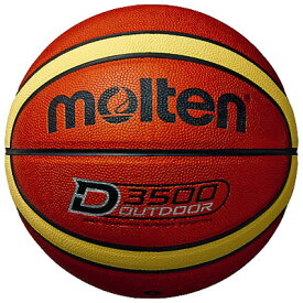 バスケット ボール 6号 モルテン アウトドア 屋外用 バスケットボール B6D3500 molten